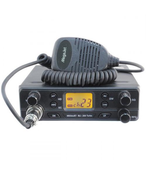 Радиостанция автомобильная MegaJet 350 Turbo