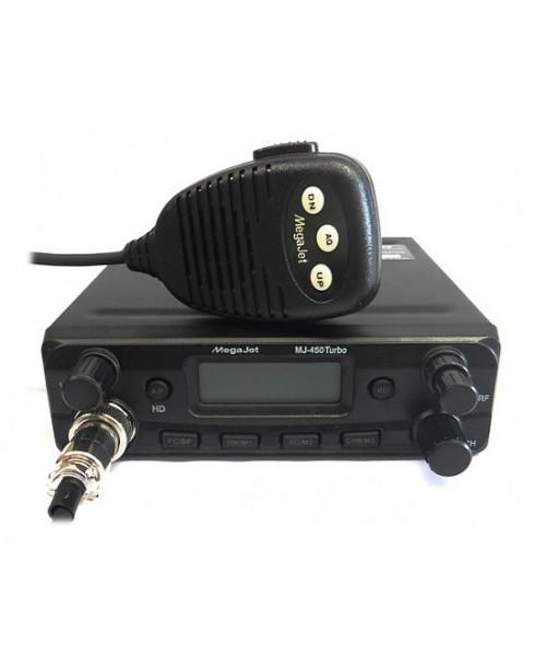 Радиостанция автомобильная MegaJet 450 Turbo