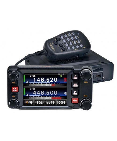 YAESU FTM-400XDR мобильная р/ст
