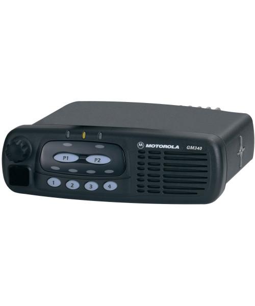 Motorola GM-340 автомобильная р/ст (400-470 МГц), 25 Вт