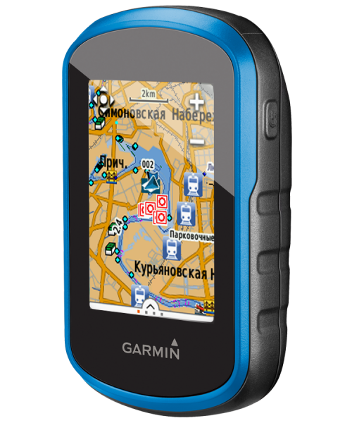 Навигатор eTrex Touch 25 Garmin