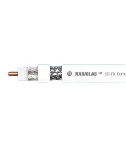 Кабель 5D-FB (white) Radiolab