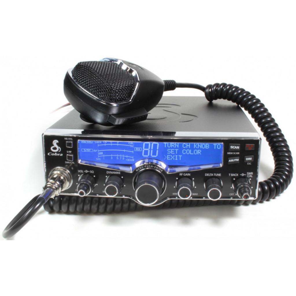 Радиостанция автомобильная COBRA 29 LX EU