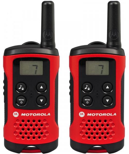 Рация MOTOROLA TLKR-T40 портативная (комплект из 2-х р/ст)
