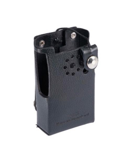 Чехол кожаный с наплечным ремнем для VX-351/231