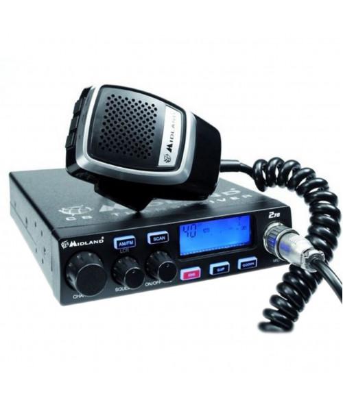 Радиостанция автомобильная Midland 278