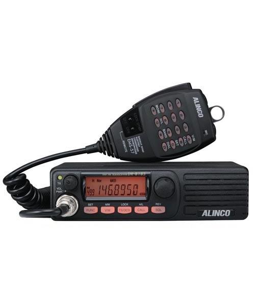 Радиостанция автомобильная ALINCO DR–185R