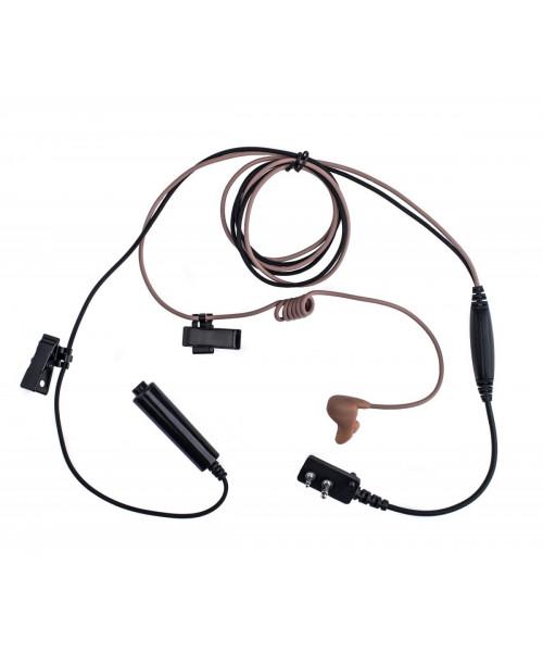 Гарнитура VECTOR HB-44 скрытого ношения для VT-44 Millitary/PRO
