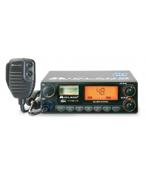 Радиостанция автомобильная ALAN 48 Exel
