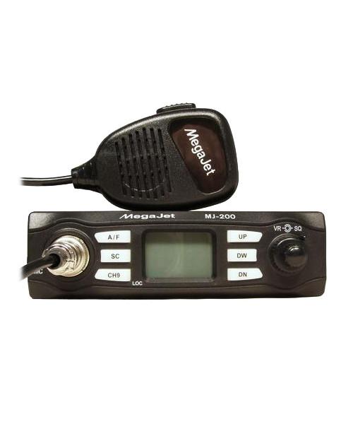 Радиостанция автомобильная MegaJet 200