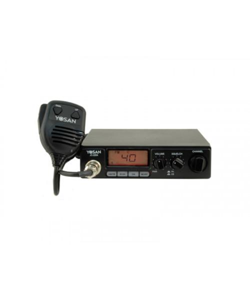 Радиостанция автомобильная Yosan JC-2204