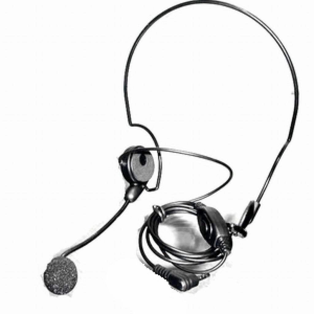 Гарнитура TA-1031 (Vertex) Микрофон на штанге мягкое оголовье