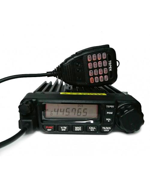 Терек РМ-302 (400-470 МГц) автомобильная р/ст