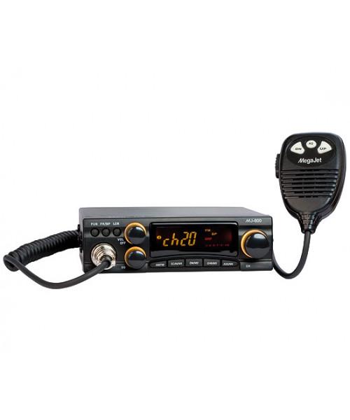 Радиостанция автомобильная MegaJet 600 Turbo