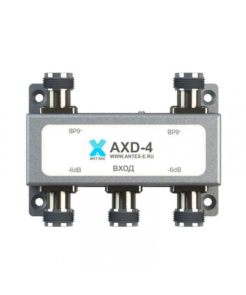 Делитель AXD-4 N-female