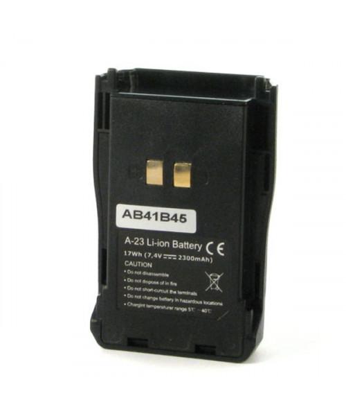 АКБ A-23, 24 Li-Ion 2300 mAh для АРГУТ