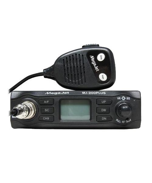 Радиостанция автомобильная MegaJet 200 Plus
