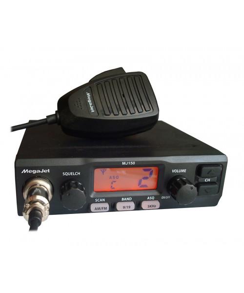Радиостанция автомобильная Megajet 150