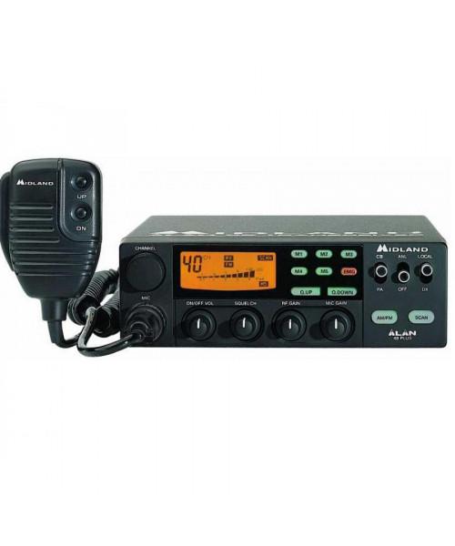 Радиостанция автомобильная ALAN 48 Plus