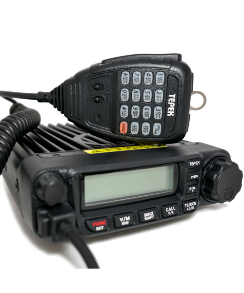 Терек РМ-302 (136-174 МГц) автомобильная р/ст