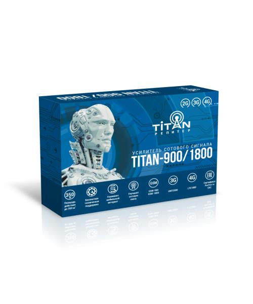 Усилитель сотовой связи GSM Titan-900/1800