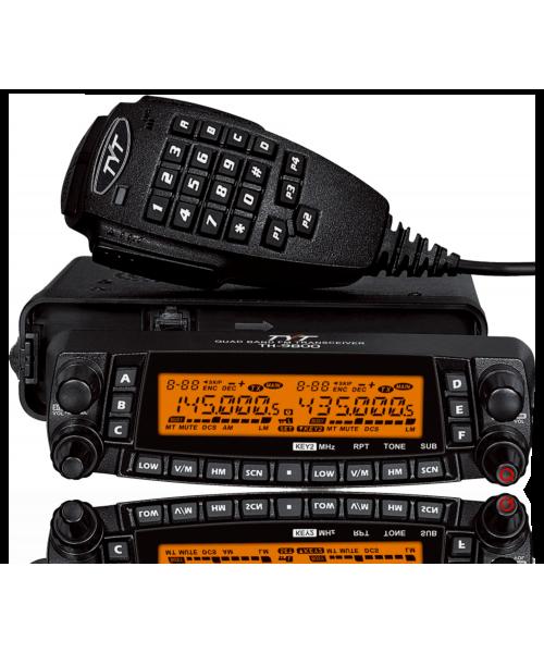 TYT TH-9800 автомобильная р/ст