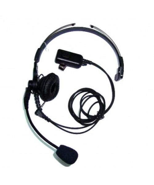 Гарнитура TA-2030 M2 (Motorola talk) микрофон на штанге жесткое оголовье