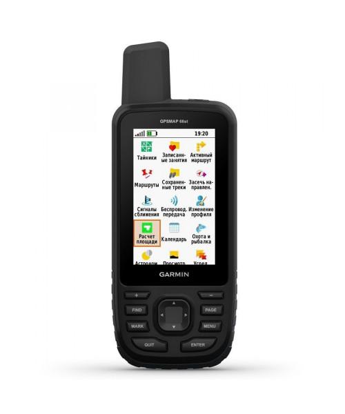 Навигатор Garmin GPSMAP 66 ST