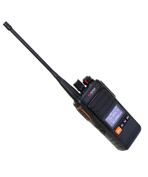 Рация Терек РК-212 Military V (136-174 МГц) портативная