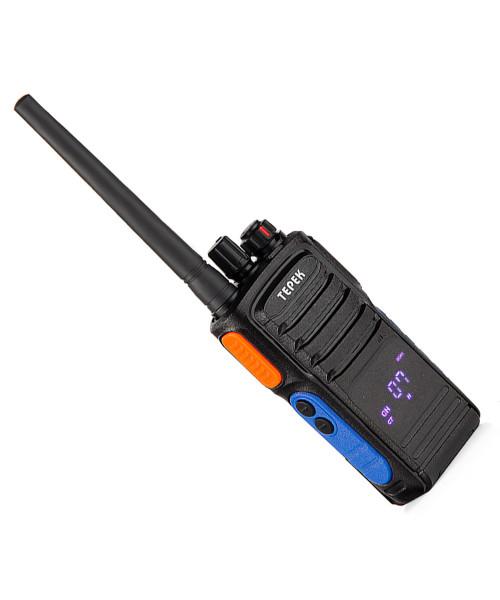 Рация Терек РК-202 (136-174 МГц) портативная