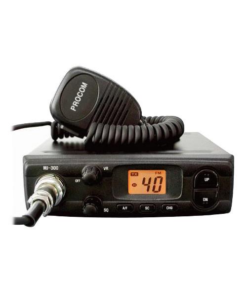 Радиостанция автомобильная MegaJet 300